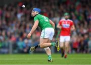 19 May 2019; Mike Casey of Limerick during the Munster GAA Hurling Senior Championship Round 2 match between Limerick and Cork at the LIT Gaelic Grounds in Limerick. Photo by Piaras Ó Mídheach/Sportsfile