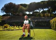 21 May 2019; Republic of Ireland fitness coach Andy Liddle poses for a portrait following a media update at The Campus, Quinta do Lago in Faro, Portugal.  Photo by Seb Daly/Sportsfile
