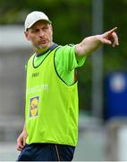 5 May 2019; Kerry manager Donal O'Doherty prior to the Lidl Ladies National Football League Division 2 Final match between Kerry and Waterford at Parnell Park in Dublin. Photo by Brendan Moran/Sportsfile