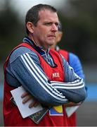 5 May 2019; Waterford manager Ciaran Curran during the Lidl Ladies National Football League Division 2 Final match between Kerry and Waterford at Parnell Park in Dublin. Photo by Brendan Moran/Sportsfile
