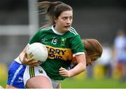 5 May 2019; Hannah O'Donoghue of Kerry during the Lidl Ladies National Football League Division 2 Final match between Kerry and Waterford at Parnell Park in Dublin. Photo by Brendan Moran/Sportsfile
