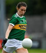 5 May 2019; Amanda Brosnan of Kerry during the Lidl Ladies National Football League Division 2 Final match between Kerry and Waterford at Parnell Park in Dublin. Photo by Brendan Moran/Sportsfile