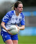 5 May 2019; Eimear Fennell of Waterford during the Lidl Ladies National Football League Division 2 Final match between Kerry and Waterford at Parnell Park in Dublin. Photo by Brendan Moran/Sportsfile