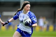 5 May 2019; Chloe Fennell of Waterford dduring the Lidl Ladies National Football League Division 2 Final match between Kerry and Waterford at Parnell Park in Dublin. Photo by Brendan Moran/Sportsfile
