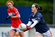 5 May 2019; Martina O'Brien of Cork during the Lidl Ladies National Football League Division 1 Final match between Cork and Galway at Parnell Park in Dublin. Photo by Brendan Moran/Sportsfile