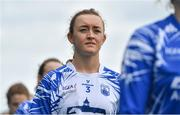 5 May 2019; Caoimhe McGrath of Waterford during the Lidl Ladies National Football League Division 2 Final match between Kerry and Waterford at Parnell Park in Dublin. Photo by Brendan Moran/Sportsfile