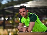 22 May 2019; Alan Browne poses for a portrait following a Republic of Ireland press conference at The Campus in Quinta do Lago, Faro, Portugal. Photo by Seb Daly/Sportsfile