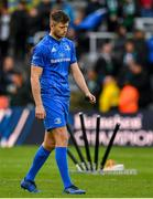 11 May 2019; Ross Byrne of Leinster after the Heineken Champions Cup Final match between Leinster and Saracens at St James' Park in Newcastle Upon Tyne, England. Photo by Brendan Moran/Sportsfile