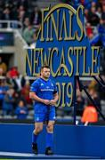 11 May 2019; Cian Healy of Leinster after the Heineken Champions Cup Final match between Leinster and Saracens at St James' Park in Newcastle Upon Tyne, England. Photo by Brendan Moran/Sportsfile
