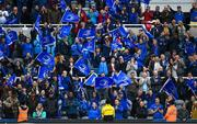 11 May 2019; Leinster fans during the Heineken Champions Cup Final match between Leinster and Saracens at St James' Park in Newcastle Upon Tyne, England. Photo by Brendan Moran/Sportsfile