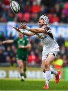 4 May 2019; Michael Lowry of Ulster during the Guinness PRO14 quarter-final match between Ulster and Connacht at Kingspan Stadium in Belfast. Photo by Brendan Moran/Sportsfile