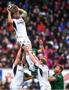 4 May 2019; Iain Henderson of Ulster during the Guinness PRO14 quarter-final match between Ulster and Connacht at Kingspan Stadium in Belfast. Photo by Brendan Moran/Sportsfile