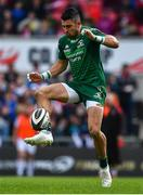 4 May 2019; Tiernan O'Halloran of Connacht during the Guinness PRO14 quarter-final match between Ulster and Connacht at Kingspan Stadium in Belfast. Photo by Brendan Moran/Sportsfile