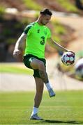 22 May 2019; Alan Browne during a Republic of Ireland training session at The Campus in Quinta do Lago, Faro, Portugal. Photo by Seb Daly/Sportsfile