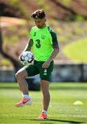 22 May 2019; Sean Maguire during a Republic of Ireland training session at The Campus in Quinta do Lago, Faro, Portugal. Photo by Seb Daly/Sportsfile