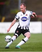 10 May 2019; Chris Shields of Dundalk during the SSE Airtricity League Premier Division match between Bohemians and Dundalk at Dalymount Park in Dublin. Photo by Stephen McCarthy/Sportsfile