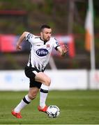 10 May 2019; Michael Duffy of Dundalk during the SSE Airtricity League Premier Division match between Bohemians and Dundalk at Dalymount Park in Dublin. Photo by Stephen McCarthy/Sportsfile