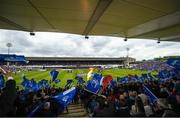 18 May 2019; A general view inside the stadium prior to the Guinness PRO14 semi-final match between Leinster and Munster at the RDS Arena in Dublin. Photo by Harry Murphy/Sportsfile