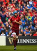 18 May 2019; Tadhg Beirne of Munster during the Guinness PRO14 semi-final match between Leinster and Munster at the RDS Arena in Dublin. Photo by Harry Murphy/Sportsfile