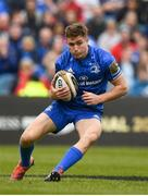 18 May 2019; Jordan Larmour of Leinster during the Guinness PRO14 semi-final match between Leinster and Munster at the RDS Arena in Dublin. Photo by Harry Murphy/Sportsfile
