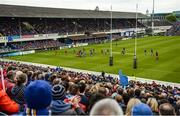 18 May 2019; A general view inside the stadium during the Guinness PRO14 semi-final match between Leinster and Munster at the RDS Arena in Dublin. Photo by Harry Murphy/Sportsfile