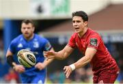 18 May 2019; Joey Carbery of Munster during the Guinness PRO14 semi-final match between Leinster and Munster at the RDS Arena in Dublin. Photo by Harry Murphy/Sportsfile