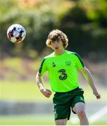 23 May 2019; Luca Connell during a Republic of Ireland training session at The Campus in Quinta do Lago, Faro, Portugal. Photo by Seb Daly/Sportsfile