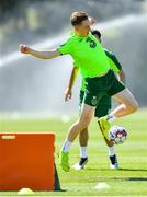 23 May 2019; Ronan Curtis during a Republic of Ireland training session at The Campus in Quinta do Lago, Faro, Portugal. Photo by Seb Daly/Sportsfile