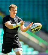 24 May 2019; Josh van der Flier during the Leinster captain's run at Celtic Park in Glasgow, Scotland. Photo by Ramsey Cardy/Sportsfile