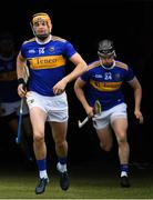 19 May 2019; Séamus Callanan of Tipperary leads out his team mates before the Munster GAA Hurling Senior Championship Round 2 match between Tipperary and Waterford at Semple Stadium, Thurles in Tipperary. Photo by Ray McManus/Sportsfile