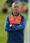 12 May 2019; Meath manager Andy McEntee prior to the Meath and Offaly - Leinster GAA Football Senior Championship Round 1 match at Páirc Tailteann, Navan in Meath. Photo by Brendan Moran/Sportsfile