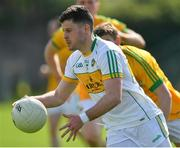 12 May 2019; Bernard Allen of Offaly during the Meath and Offaly - Leinster GAA Football Senior Championship Round 1 match at Páirc Tailteann, Navan in Meath. Photo by Brendan Moran/Sportsfile
