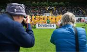 12 May 2019; Photographers photograph the Meath team prior to the Meath and Offaly - Leinster GAA Football Senior Championship Round 1 match at Páirc Tailteann, Navan in Meath. Photo by Brendan Moran/Sportsfile