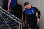 25 May 2019; Conor Cox of Roscommon arrives prior to the Connacht GAA Football Senior Championship Semi-Final match between Mayo and Roscommon at Elverys MacHale Park in Castlebar, Mayo. Photo by Stephen McCarthy/Sportsfile