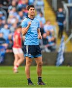 25 May 2019; Rory O'Carroll of Dublin following the Leinster GAA Football Senior Championship Quarter-Final match between Louth and Dublin at O'Moore Park in Portlaoise, Laois. Photo by Eóin Noonan/Sportsfile