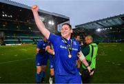 25 May 2019; Tadhg Furlong of Leinster following the Guinness PRO14 Final match between Leinster and Glasgow Warriors at Celtic Park in Glasgow, Scotland. Photo by Ramsey Cardy/Sportsfile