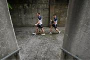 26 May 2019; Wexford players arrive prior to the Leinster GAA Hurling Senior Championship Round 3A match between Galway and Wexford at Pearse Stadium in Galway. Photo by Stephen McCarthy/Sportsfile