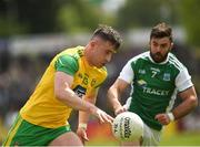 26 May 2019; Patrick McBrearty of Donegal in action against Fermanagh during the Ulster GAA Football Senior Championship Quarter-Final match between Fermanagh and Donegal at Brewster Park in Enniskillen, Fermanagh. Photo by Philip Fitzpatrick/Sportsfile