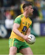 26 May 2019; Patrick McBrearty of Donegal during the Ulster GAA Football Senior Championship Quarter-Final match between Fermanagh and Donegal at Brewster Park in Enniskillen, Fermanagh. Photo by Oliver McVeigh/Sportsfile