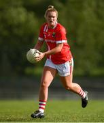26 May 2019; Saoirse Noonan of Cork during the TG4 Munster Ladies Senior Football Championship Round 2 match between Cork and Waterford at Cork Institute of Technology in Cork. Photo by Eóin Noonan/Sportsfile *** NO REPRODUCTION FEE ***