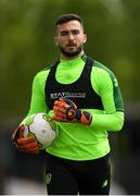 28 May 2019; Ross Tracy during a Republic of Ireland U21's training session at Johnstown House Hotel in Enfield, Co Meath. Photo by Eóin Noonan/Sportsfile