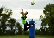 28 May 2019; Conor Kearns during a Republic of Ireland U21's training session at Johnstown House Hotel in Enfield, Co Meath. Photo by Eóin Noonan/Sportsfile