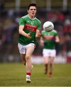 25 May 2019; Fergal Boland of Mayo during the Connacht GAA Football Senior Championship Semi-Final match between Mayo and Roscommon at Elverys MacHale Park in Castlebar, Mayo. Photo by Stephen McCarthy/Sportsfile