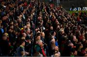25 May 2019; Spectators during the Connacht GAA Football Senior Championship Semi-Final match between Mayo and Roscommon at Elverys MacHale Park in Castlebar, Mayo. Photo by Stephen McCarthy/Sportsfile