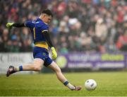 25 May 2019; Darren O'Malley of Roscommon during the Connacht GAA Football Senior Championship Semi-Final match between Mayo and Roscommon at Elverys MacHale Park in Castlebar, Mayo. Photo by Stephen McCarthy/Sportsfile