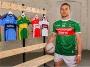 30 May 2019; Andy Moran of Mayo in attendance at SuperValu GAA Sponsorship Launch 2019 at D-Light Studios in Dublin. SuperValu today launched their 10th year as sponsor of the GAA Football All-Ireland Senior Championship. Joined by their GAA ambassadors Bernard Brogan, Andy Moran, Damien Comer, Doireann O'Sullivan and Valerie Mulcahy – SuperValu revealed that they will contribute over €2.6 million to the GAA and GAA Clubs across the country, this year. Throughout their 10-years as GAA sponsor, SuperValu has contributed over €18 million to aid the development of our national sport. Photo by Sam Barnes/Sportsfile