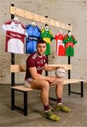 30 May 2019; Damien Comer of Galway in attendance at SuperValu GAA Sponsorship Launch 2019 at D-Light Studios in Dublin. SuperValu today launched their 10th year as sponsor of the GAA Football All-Ireland Senior Championship. Joined by their GAA ambassadors Bernard Brogan, Andy Moran, Damien Comer, Doireann O'Sullivan and Valerie Mulcahy – SuperValu revealed that they will contribute over €2.6 million to the GAA and GAA Clubs across the country, this year. Throughout their 10-years as GAA sponsor, SuperValu has contributed over €18 million to aid the development of our national sport. Photo by Sam Barnes/Sportsfile