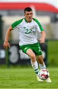 30 May 2019; Jason Knight of Republic of Ireland U21's during the Friendly match between Republic of Ireland and Republic of Ireland U21's at the FAI National Training Centre in Dublin. Photo by Harry Murphy/Sportsfile