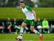 30 May 2019; Conor Masterson of Republic of Ireland U21's during the Friendly match between Republic of Ireland and Republic of Ireland U21's at the FAI National Training Centre in Dublin. Photo by Harry Murphy/Sportsfile