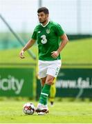 30 May 2019; John Egan of Republic of Ireland during the Friendly match between Republic of Ireland and Republic of Ireland U21's at the FAI National Training Centre in Dublin. Photo by Harry Murphy/Sportsfile